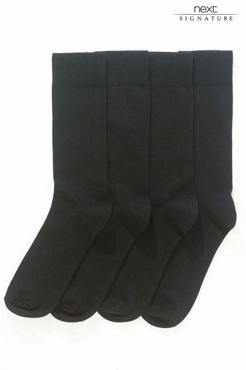 Next Bamboo Socks Four Pack