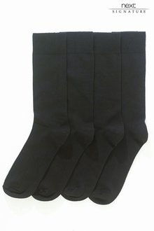 Next Bamboo Socks Four Pack - 188287