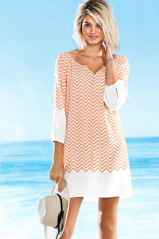 04d306686e5 Urban Chevron Tunic Dress Online | Shop EziBuy