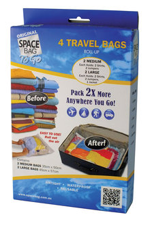 Pack n Go Bag Set of 4