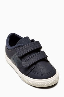 Next Double Strap Shoes (Younger Boys)