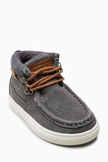 Next Apron Front Chukka Boots (Younger Boys)