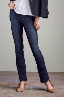 Next Luxe Sculpt Boot Cut Jeans - Petite - 188816
