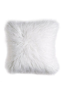Alpine Faux Fur Cushion