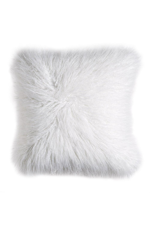 alpine faux fur cushion online shop ezibuy. Black Bedroom Furniture Sets. Home Design Ideas