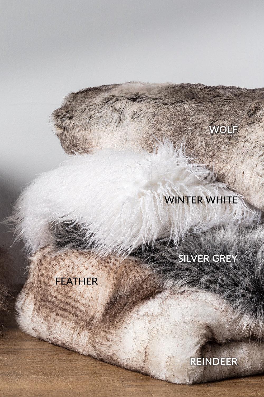 Alpine Faux Fur Throw Online  6de0aa5b787d8