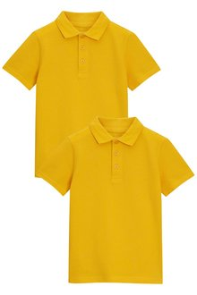 Next Poloshirts Two Pack (3-16yrs) - 189084