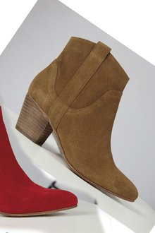 Next Leather Western Boots
