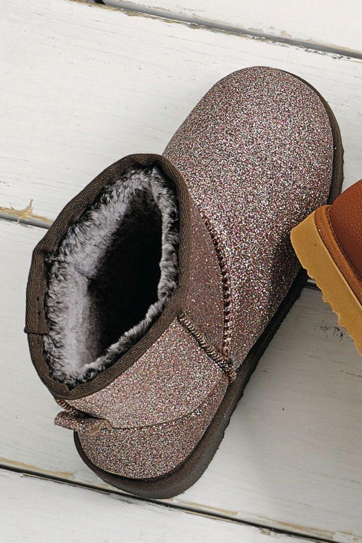 68cd4bd34b46 Next Glitter Slipper Boots Online | Shop EziBuy