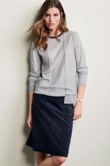 Next Cord A-Line Skirt