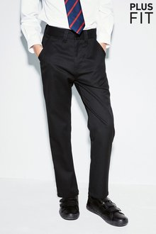 Next Chino Trousers (3-16yrs) - Plus Fit