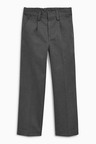 Next Pleat Front Slim Fit Trousers (3-16yrs)