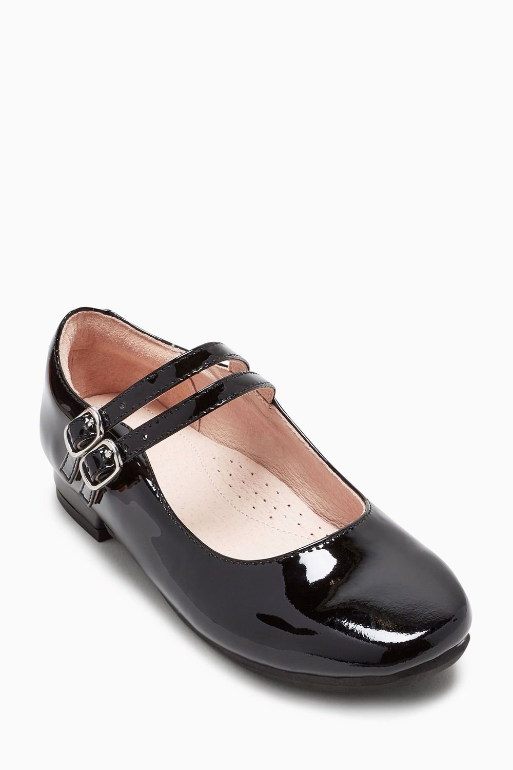 Next Patent Heeled Mary Jane Shoes (Older Girls) Online