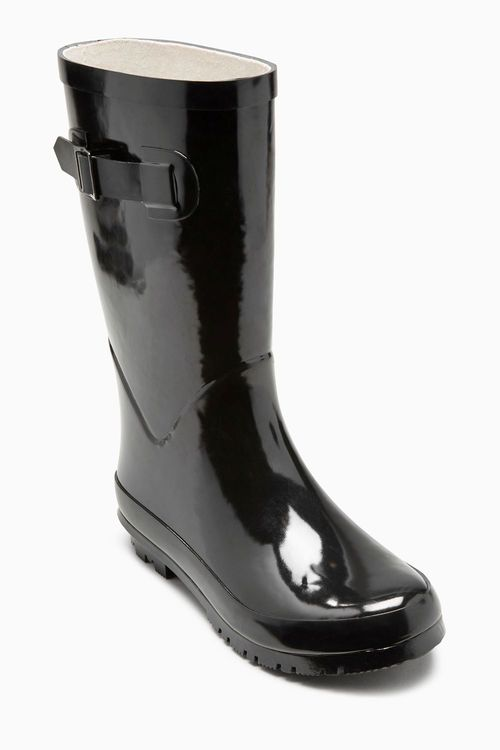 Next Glossy Wellies (Older Girls)