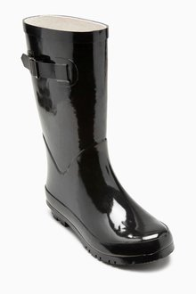 Next Glossy Wellies (Older Girls) - 189444