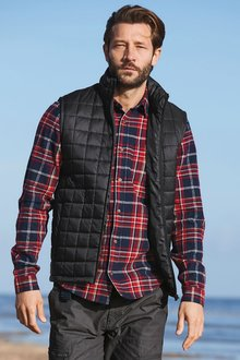 Next Lightweight Quilted Gilet