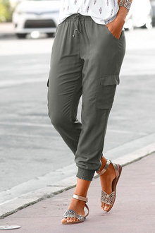 Urban Relaxed Cargo Pants