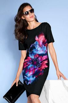 Heine Printed Structured Dress