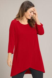 Plus Size - Sara Long Tunic