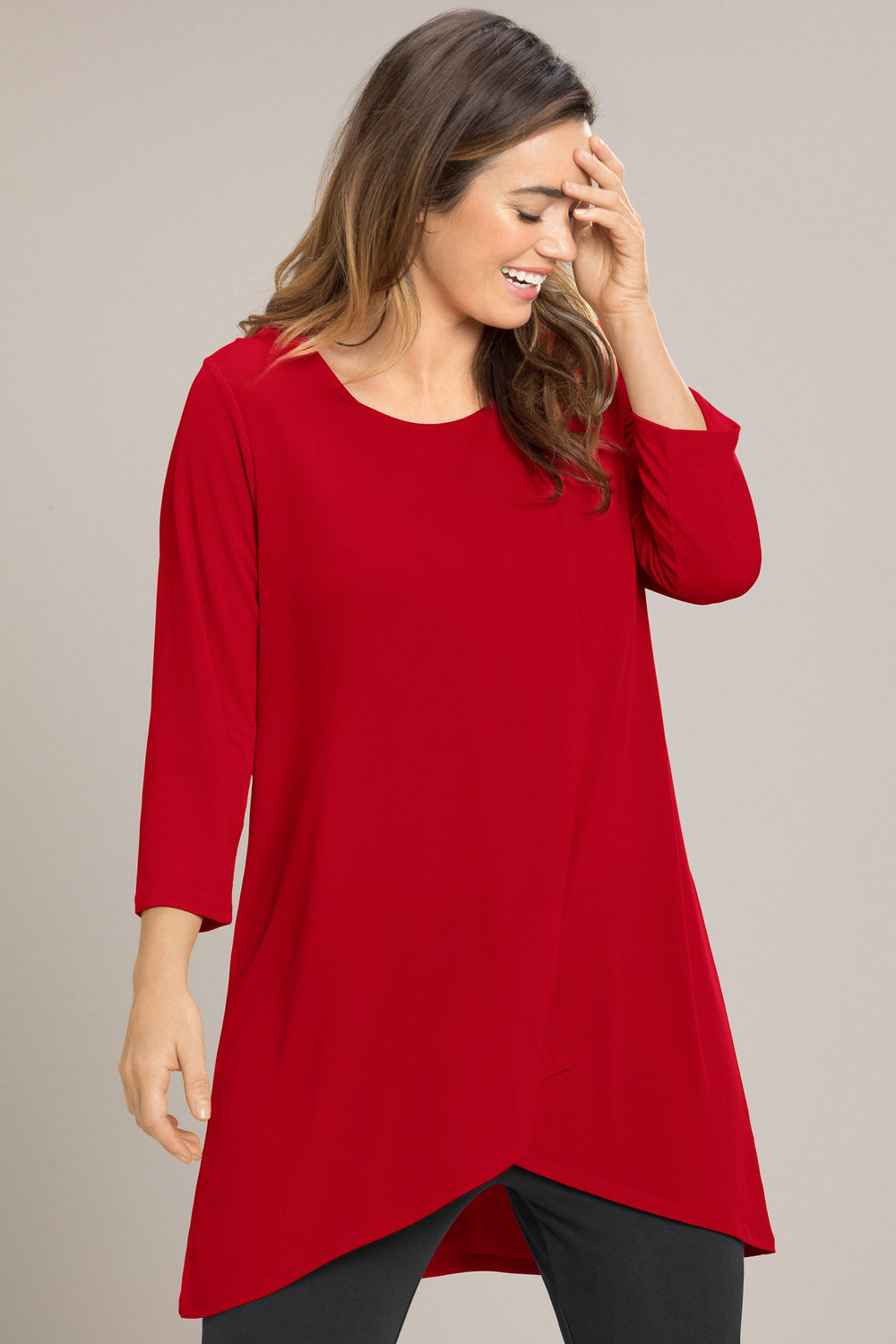50831afe3eb Plus Size - Sara Long Tunic