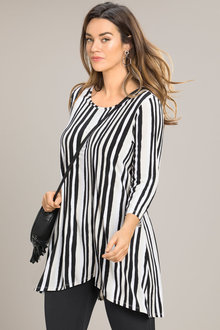 Plus Size - Sara Long Tunic