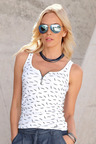 Urban Printed Tank Top