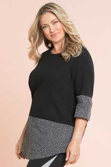 Plus Size - Sara Two For Tunic