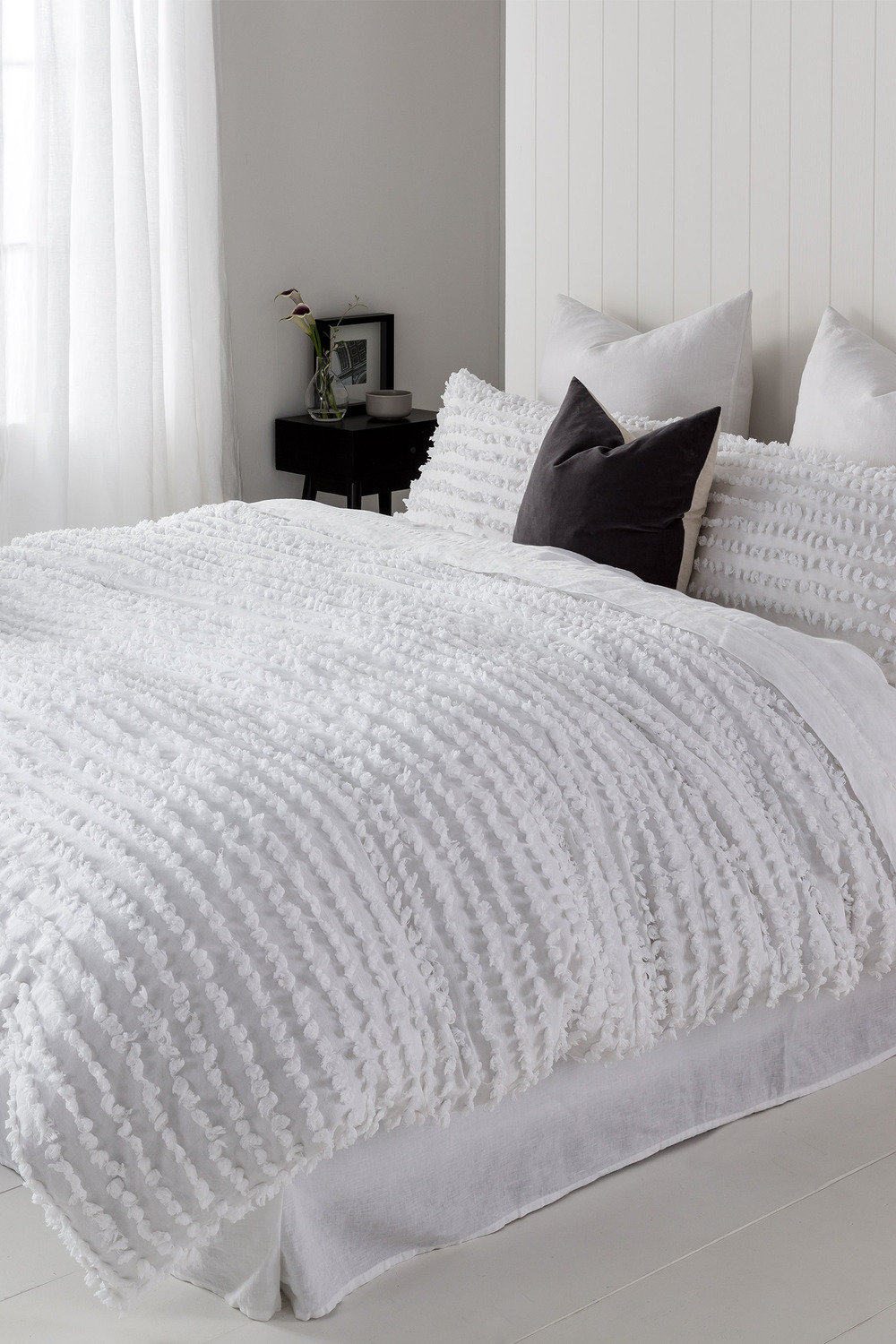 images textured bedroom comforters bedding cover chevron grey white best pinterest covers and on duvet