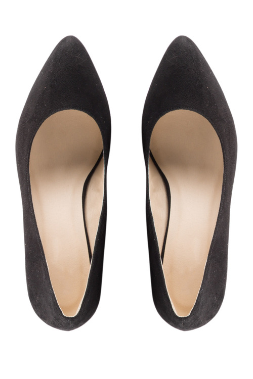 Capture Wide Fit Avon Court Heel