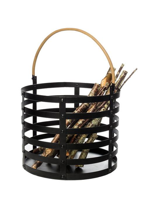 Mason Log Basket