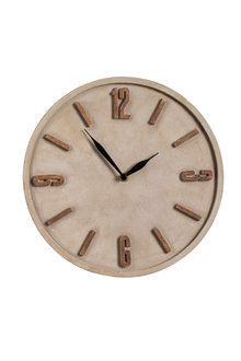 Stoneleight and Roberson Nixon Wall Clock