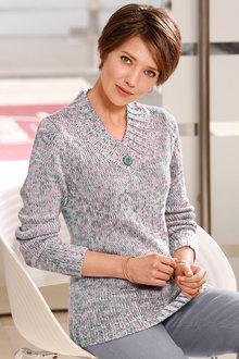 Capture European Knit Sweater