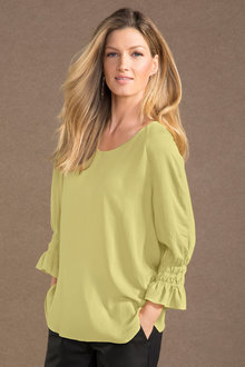 Grace Hill Bell Sleeve Top