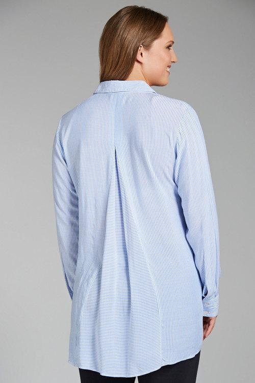 Sara Thin Stripe Shirt