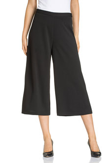 Grace Hill Wide Pant With Side Slits