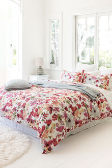 Silhouette Duvet Cover Set