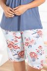Plus Size - Sara Long Knit Short