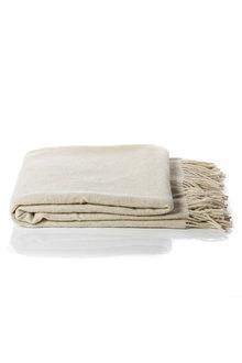 Summit Wool Throw