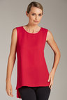 Emerge Tie Back Tunic