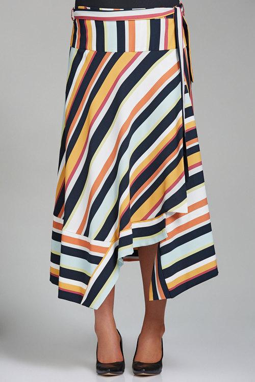 Sara Handkerchief Hem Skirt