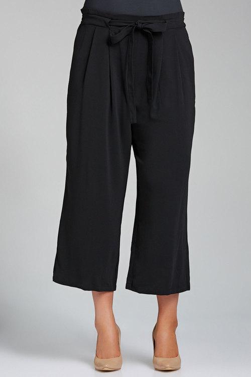 Sara Soft Tie Front Culotte