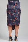 Plus Size - Sara Indochine Skirt