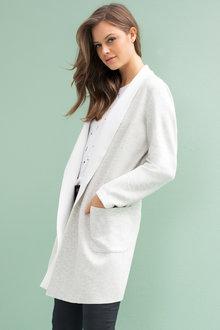 Emerge Longline Knit Blazer