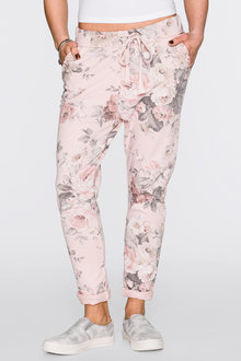 Urban Printed Relaxed Pant