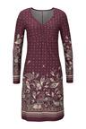 Urban Casual Printed Dress