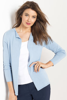 Capture Drape Front Cardigan