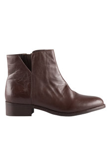 Emerge Coral Ankle Boots