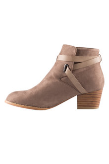Crawford Strappy Ankle Boot