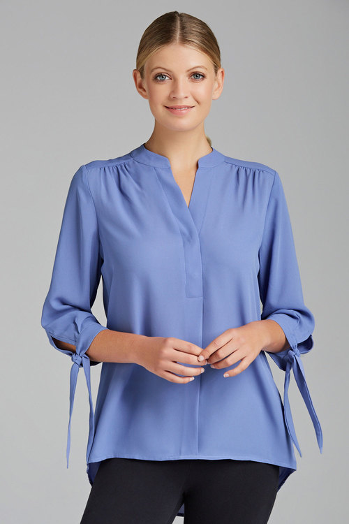 Capture Tie Sleeve Shirt