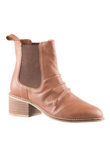 Wide Fit Dobson Chelsea Ankle Boot